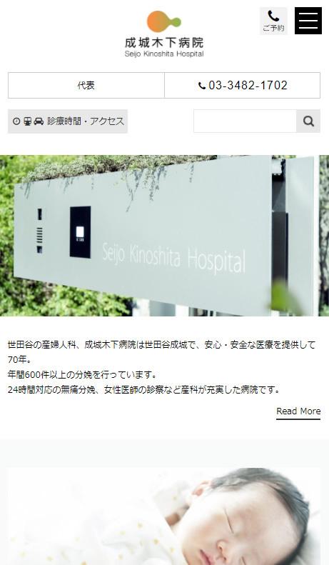 成城 木下 病院
